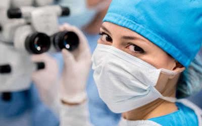 Os avanços em cirurgia de Catarata
